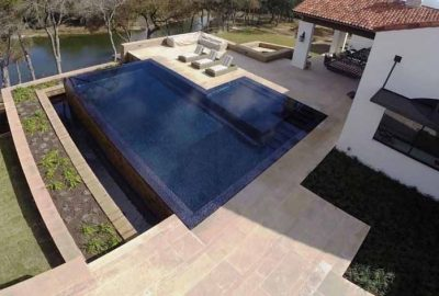 Geometric Infinity Edge Pool