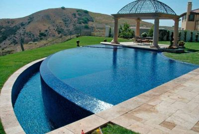 Vanishing Edge Pool with Spillover