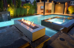 Decking, Fire Pits, Grill Stations