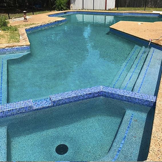 Dallas Pool Repairs And Renovations The Blue Lagoons
