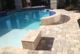 Decking Concrete Pavers