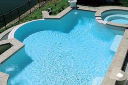 Large Residential Pool 4