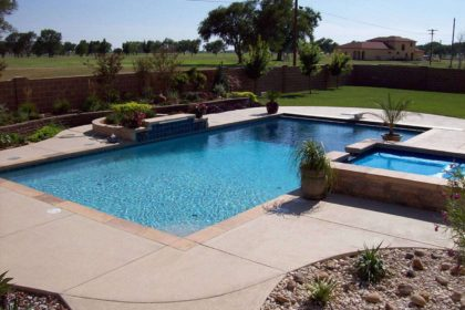 Large Residential Pool 1