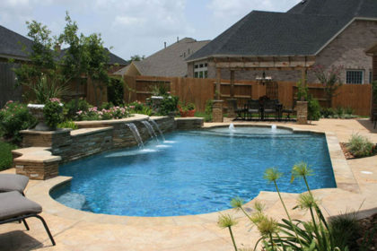 Large Residential Pool 2