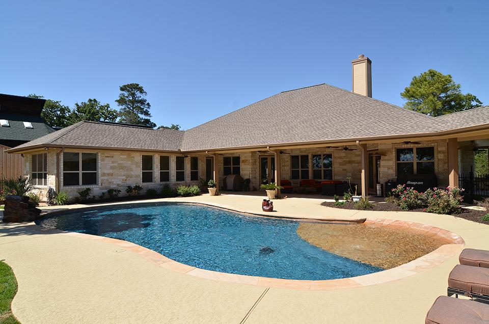 Backyard Pool 4