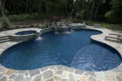 Backyard Pool 3