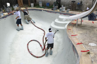 Pool Repairs/Renovations