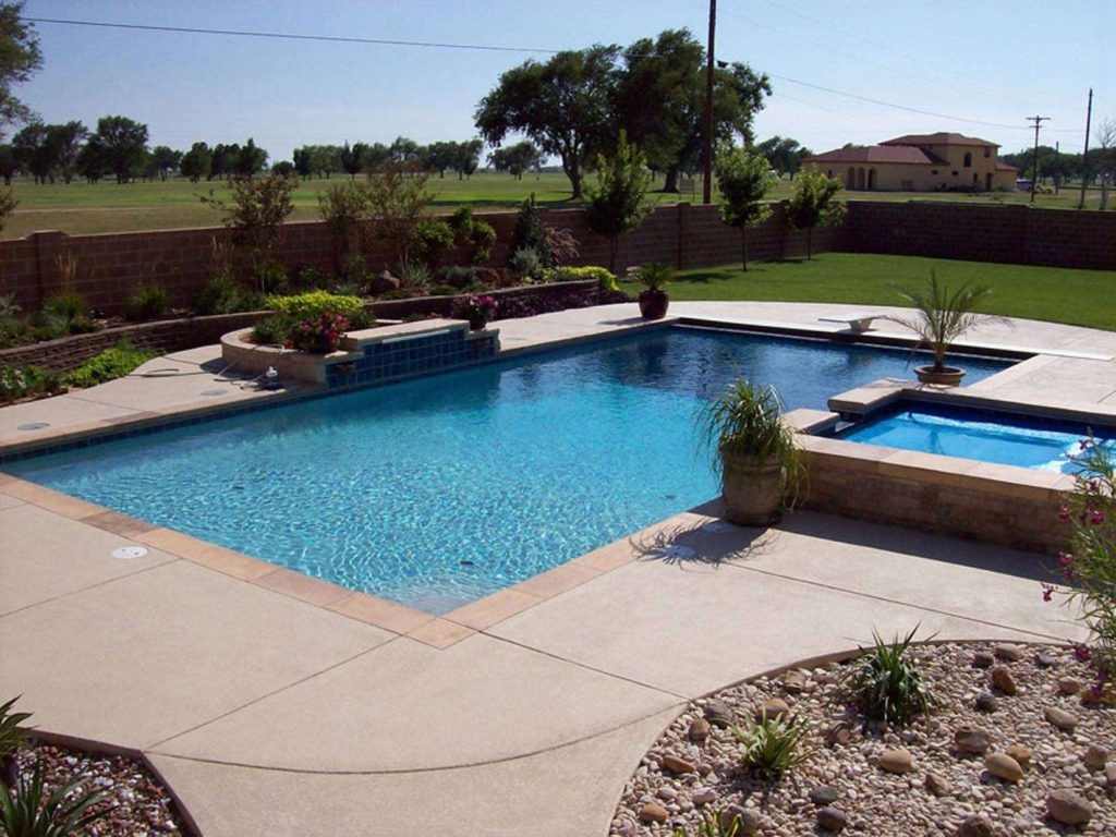 Best Dallas Pool Builders Pool Rebuilds The Blue
