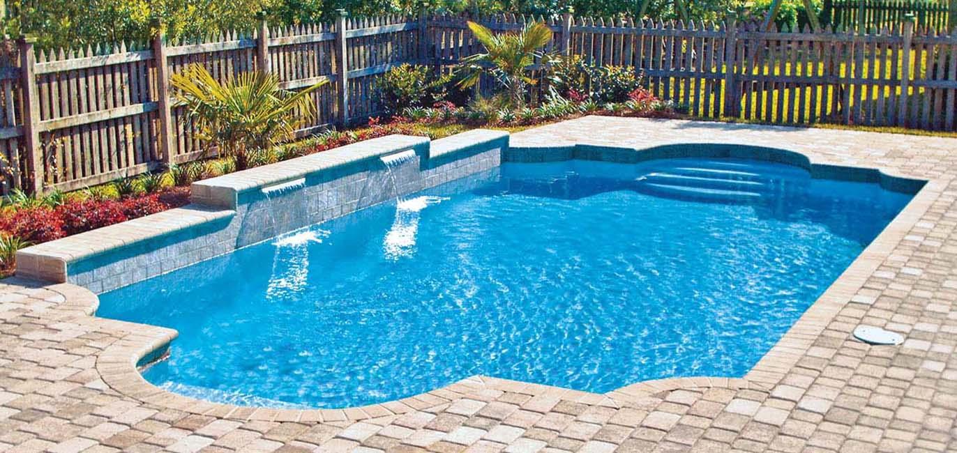 Backyard Pools The Blue Lagoons