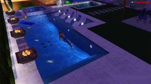 3D Pool Imaging