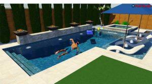 3D Pool Imaging