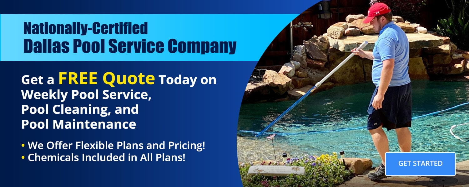 Pool Service Cleaning Maintenance