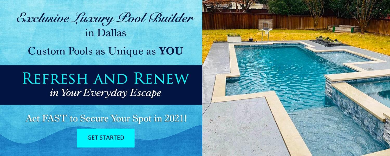 Relax Renew Custom Pool